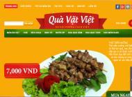 Khai trương thương hiệu bán hàng ăn vặt Online Quà Vặt Việt